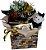 Caixa Formatura com Flores - Imagem 1