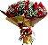 Buquê com 20 Rosas - Imagem 1