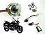 Kit Bixenon Bi Xenon Moto Slim Digital Hid H4 H6 6000k 8000k - Imagem 3