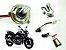 Kit Bixenon Bi Xenon Moto Slim Digital Hid H4 H6 6000k 8000k - Imagem 4