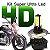 Kit Super Ultra Led H4 4d Moto Lampada 6000k - Imagem 1