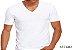 Camiseta Gola V Masculina Manga Curta - Imagem 1