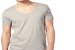 KIT com 2 Camisetas Gola Canoa Masculina Manga Curta - Imagem 4