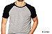 Camiseta Gola Raglan Modelo 2 Masculina Manga Curta - Imagem 1