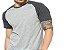 Camiseta Gola Raglan Modelo 3 Masculina Manga Curta - Imagem 1