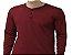 Camiseta Gola Portuguesa (Henley) Masculina com 3 Botões Manga Longa - Imagem 3