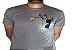 Camiseta Gola Básica Estampada - Modelo 50  - Imagem 1