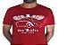 Camiseta Gola Básica Estampada - Modelo 40 - Imagem 1