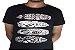 Camiseta Gola Básica Estampada - Modelo 41 - Imagem 1