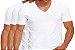 KIT com 3 Camisetas Gola V Masculina Manga Curta - Imagem 1