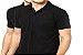KIT com 2 Camisetas Gola Polo Masculina Manga Curta - Imagem 1