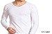 Camiseta Gola Canoa Masculina Manga Longa - Imagem 1