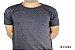 Camiseta Gola Básica Masculina Mescladas & Rajadas Manga Curta - Imagem 1