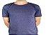 Camiseta Gola Básica Masculina Mescladas & Rajadas Manga Curta - Imagem 2