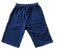 Bermuda Moletom Masculina Slim Azul Marinho - Imagem 2