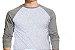 Camiseta Gola Raglan Masculina Modelo 2 Manga Longa - Imagem 3