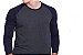 Camiseta Gola Raglan Masculina Modelo 3 Manga Longa  - Imagem 2