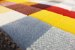 Tapete Pixel Colorido- Tapetes São Carlos - Imagem 4