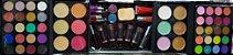 Maleta de Maquiagem Completa Jasmyne com 77 Itens - Imagem 5