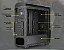 Gabinete Gamer Kmex Cg-01Fa Mercenario Psucover Chapa Full Transparente Fan Leds Sem Fonte - Imagem 10