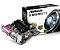 Placa Mae Integrada Asrock D1800B-ITX Intel Dual Core J1800 DDR3, Mini-ITX - Imagem 1