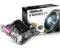 Pc Dual Core J1800, Asrock, Ssd 480Gb Wd, Mem. 8Gb Bluecase, Gab. C3Tech Mt-23V2Bk - Imagem 2