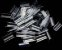 500 Tips Curvatura C Profissional ABS Transparente Unha de Gel Manicure Molde Tips Alongamento - Imagem 3