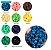 Cera Depilatória Indolor para Remoção de Pelos / Grãos de Cera Quentes e Rígidos para o Corpo 25g - Preto - Imagem 1