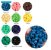 Cera Depilatória Indolor para Remoção de Pelos / Grãos de Cera Quentes e Rígidos para o Corpo 25g - Rosé - Imagem 1