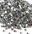 Decoração de unha strass Prata N°6 - Imagem 1