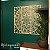 Mandala Clássica Emoldurada Flores Prosperidade Triplo Frame - mdf cru 102 x 102 cm - Imagem 2