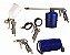 Kit de Acessórios para Compressor (5 Peças) - PRO-517K - Imagem 1