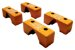 Conjunto com 4 ferramentas, para posicionar em PMS (RAVEN 141388) - Imagem 1