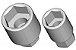 Conjunto com 2 chaves, 22 e 30mm, para soltar as porcas doa amortecedores dianteiros e traseiros do Tempra. (RAVEN 143339) - Imagem 1