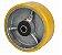 "Roda 5"" Poliuretano - 220Kg - Imagem 1"