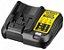 Carregador de Bateria para Parafusadeira 12-20V DCB107 - Imagem 1