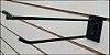 Gancho Preto Duplo Porta Etiqueta 5mm - Cx 25 Unid - Imagem 1