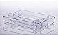 Organizador Diamond com Divisória -  36 x 5 x 28 cm - Imagem 1