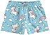 Pijama Infantil Unicórnio Azul Brilha no Escuro 109270 - Imagem 2