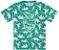 Pijama Verão Dinossauro Verde Brilha no Escuro Kyly 109290 - Imagem 4