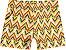 Conjunto Infantil Blusa + Short Viscose Amarelo Nanai 600051 - Imagem 3