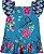 Conjunto Infantil Blusa + Short Viscose Azul Nanai 600051  - Imagem 3