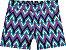 Conjunto Infantil Blusa + Short Viscose Azul Nanai 600051  - Imagem 2