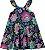 Vestido Infantil Azul Nanai 600038  - Imagem 3