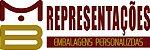 SACOS DE PRESENTE METALIZADO PERSONALIZADOS - MB EMBALAGENS PERSONALIZADAS - Imagem 4