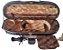 Estojo Violino 4/4 Extra Luxo Premium Térmico Meia Lua - Imagem 2