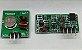 Módulo RF 433 Mhz Transmissor E Receptors - Imagem 3