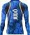 Rashguard - Judô - Faixa Azul - Imagem 4