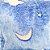 Manta Que Brilha no Escuro Jolitex Solteiro Planeta Azul - Imagem 3