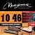 Encordoamento Guitarra Elétrica 0.10 Magma Ge140n Aço - Imagem 1